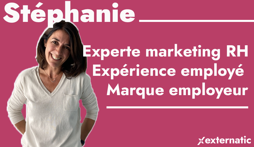 Interview team externatic : Stéphanie Lagand
