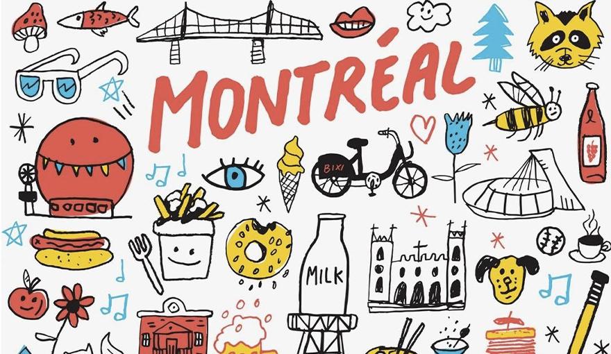 5 bonnes raisons d'aller vivre à Montréal !