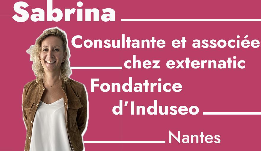 Interview team externatic : Sabrina BLANCHET